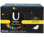 U by Kotex Clean Wear Pads