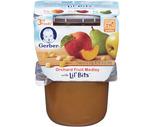 Gerber 3rd Foods Lil' Bits 2 Pack