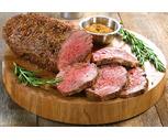 Certified Angus Beef Eye of Round Steaks or Roast