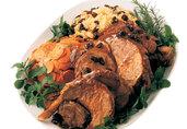 Braised Moroccan Lamb