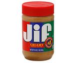 Jif Peanut Butter 15.5-16 oz.