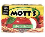 Mott's 100% Apple Juice 6 Pack