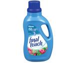 Final Touch Liquid Fabric Softener