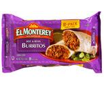 El Monterey Burritos or Chimichangas
