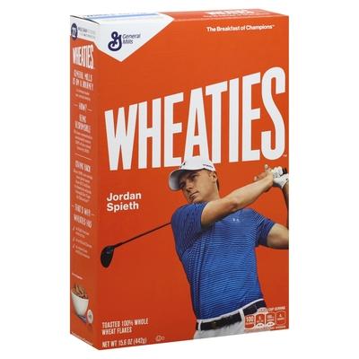 Wheaties, Cereal (15.6 oz)   Shop