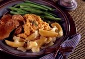 Garlicky Mashed Sweet Potatoes
