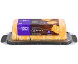 PICS Cracker Cuts Cheddar Cheese