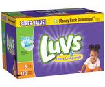 Luvs Diaper Super Pack