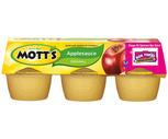 Mott's Applesauce 6 Pack