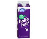 Price Chopper Half & Half Cream