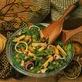 Turkey Spinach Salad