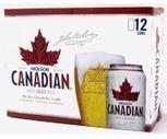 Labatt Blue or Molson Canadian 12 Pack