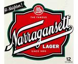 Narragansett 12 Pack or Rolling Rock 18 Pack
