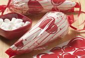 Valentine Hot Cocoa Cones