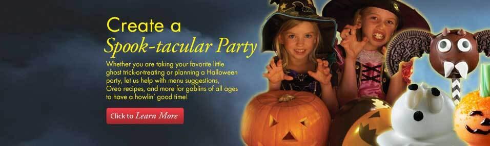 Spook-tacular Parties