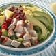 Deep Fried Turkey Cobb Salad
