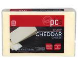 PICS Brick or Price Chopper Shredded Cheese