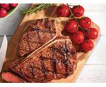 Butcher's Promise Angus Beef T-Bone Steak