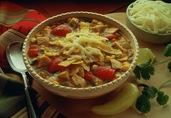 Chorizo Turkey Sausage Tortilla Soup