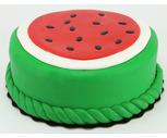 Summertime Fondant Cakes