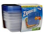 Ziploc Food Storage Containers