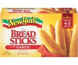 New York Texas Garlic Toast or Bread Sticks