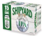 Founders IPA, Seasonal or Shipyard 15 Pack