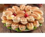Finger Sandwich Tray