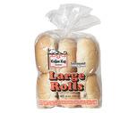 Koffee Kup White Sandwich Rolls