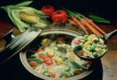 Soup Kettle Vegetable Turkey Soup