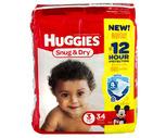 Huggies Snug & Dry Jumbo Packs