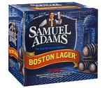 Samuel Adams, Blue Point or Shiner Bock 12 Pack