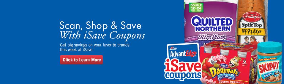 Scan, Shop & Save