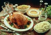 Bourbon Glazed Roasted Turkey
