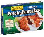 Golden Gourmet Pancakes