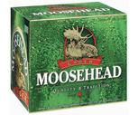 Molson, Moosehead or Naragansett 12 Pack