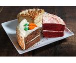 Four Variety Cake