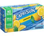 Capri Sun Fruit Drinks 10 Pack