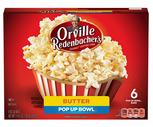 Orville Redenbacher's Popcorn Bowls 6 Pack