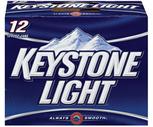 Busch or Keystone Light 12 Pack