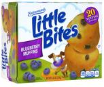 Entenmann's Little Bites or Snackin Bites