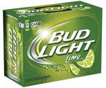 Smirnoff or Bud Light Lime 12 Pack