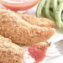 Parmesan-Crusted Chicken Tenders