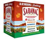 Saranac 12 Beers a Falling 12 Pack