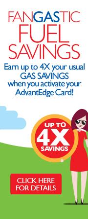 4X Fuel Savings