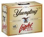 Yuengling or Yuengling Light 12 Pack