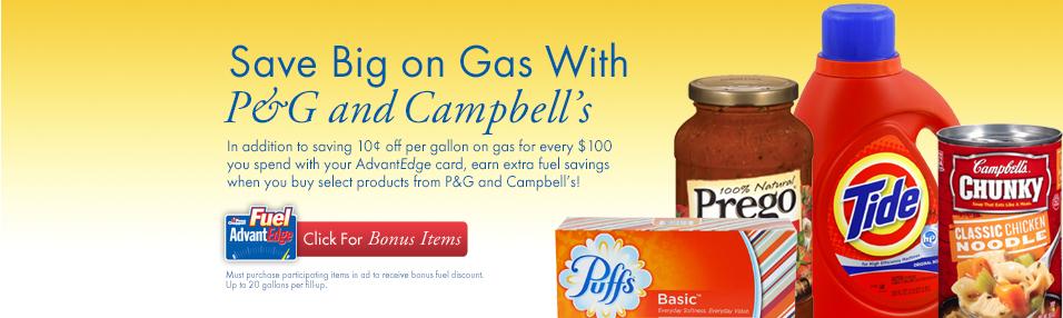 Bonus Fuel Items