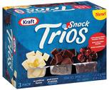 Kraft Snack Trios