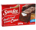 Sara Lee Crème Cakes