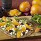 Sunkist® Grilled Tangelo, Olive & Feta Flatbread